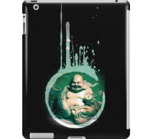 buddha belly iPad Case/Skin