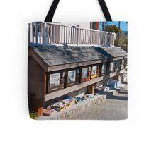 The Evening News, Carmel, California Tote Bag