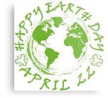 Earth Day Celebration 1 Metal Print