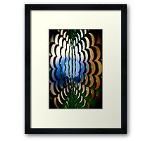 Reality Is Questionable Framed Print