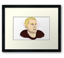 Dragon Age Inquisition - Cullen  Framed Print