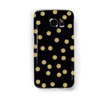 Specks of Gold Samsung Galaxy Case/Skin