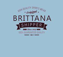 Brittana Shipper since 2009 Unisex T-Shirt