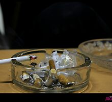 ashtray by Afrizal Novian Baharsyah
