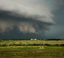 the sky is falling by Heath Dreger