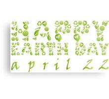 Earth Day Celebration 3 Metal Print