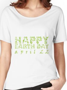 Earth Day Celebration 3 Women's Relaxed Fit T-Shirt