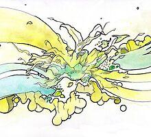Yellow Paradise by Enredadera