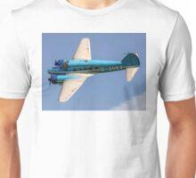 Avro XIX Series 2 G-AHKX Unisex T-Shirt
