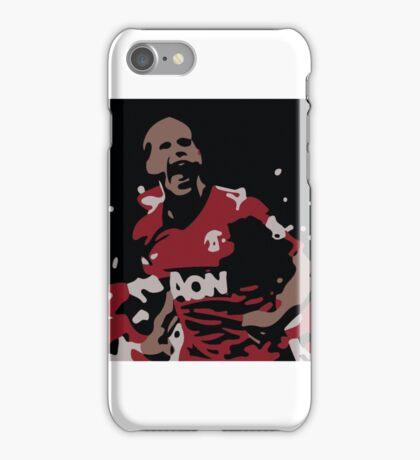 Rio Ferdinand Manchester United iPhone Case/Skin