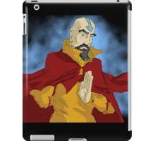 Tenzin - The Legend Of Korra iPad Case/Skin