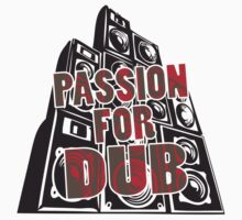 PASSION FOR DUB Kids Tee