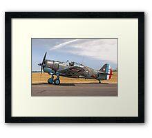 Curtiss Hawk 75-C1 No 82 G-CCVH Framed Print