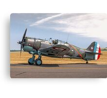 Curtiss Hawk 75-C1 No 82 G-CCVH Canvas Print