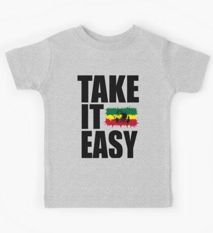 TAKE IT EASY Kids Tee