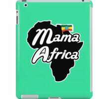 MAMA AFRICA iPad Case/Skin