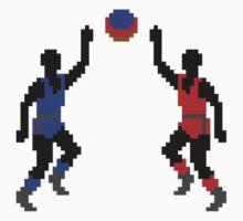 Old School - Basketball by Paul Clarke