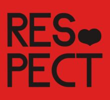 RESPECT Kids Tee