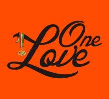 ONE LOVE Kids Tee
