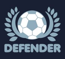 DEFENDER soccer ball wreath by jazzydevil
