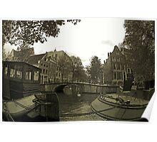 Amsterdam 3987 CR1 Poster