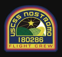 Nostromo Flight Crew T-Shirt