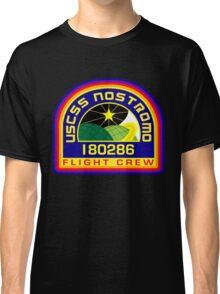 Nostromo Flight Crew Classic T-Shirt