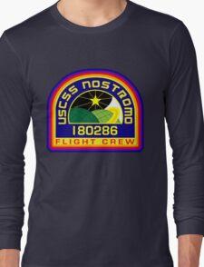 Nostromo Flight Crew Long Sleeve T-Shirt