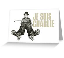 Je suis Charlie - part 4. Greeting Card