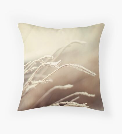 Promise of the Future Throw Pillow