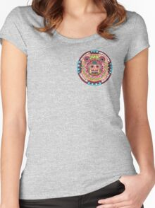 Azteca Women's Fitted Scoop T-Shirt