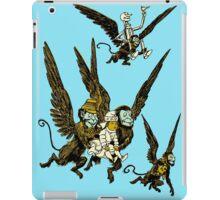 Oz Winged Monkeys - Wizard of Oz iPad Case/Skin