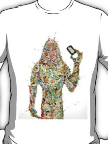 WHILE MY SMARTPHONE GENTLY WEEPS T-Shirt