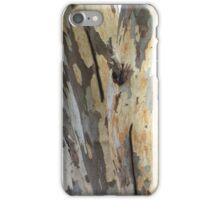 Gum tree bark 7 iPhone Case/Skin