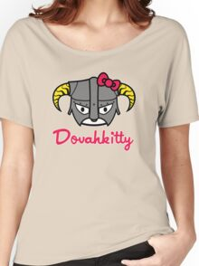 Dovahkitty Women's Relaxed Fit T-Shirt