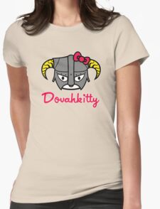 Dovahkitty Womens Fitted T-Shirt