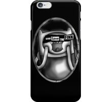 God Save the Finn iPhone Case/Skin