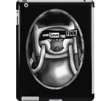 God Save the Finn iPad Case/Skin