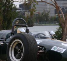 1964 Brabham BT11 Sticker