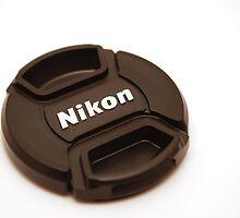 Nikon lens cover by 300busa