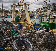 Fishing Pots by mlphoto