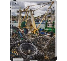 Fishing Pots iPad Case/Skin