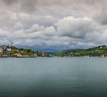 Dartmouth Estuary by mlphoto