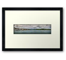 Dartmouth Estuary Framed Print