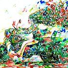 MOTOR DEMON RUNNING FAST by lautir