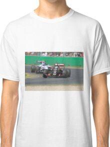 Romain Grosjean  & Valtteri Bottas Classic T-Shirt