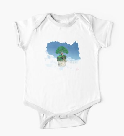 Lonely tree in the clouds One Piece - Short Sleeve