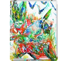 MOTOR DEMON with BATS iPad Case/Skin