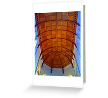 Cathedral IX Greeting Card