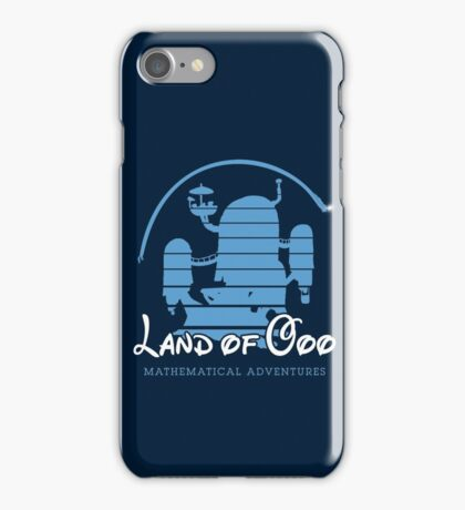 Land of OOO iPhone Case/Skin